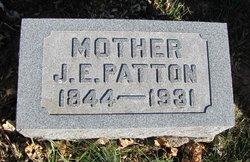 Jennie E Patton