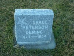 Grace E <I>Buckley</I> Deming