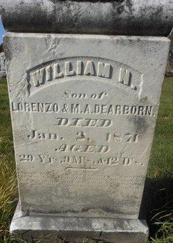 William N Dearborn