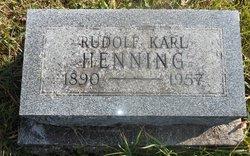Rudolf Karl Henning