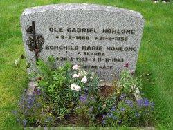 Borchild Marie <I>Skarbø</I> Homlong