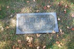 Ralph C Dille