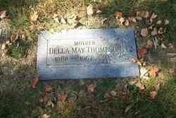 Della May <I>Dille</I> Thompson