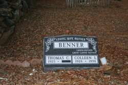 Colleen Louise <I>Shumway</I> Benner