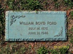 William Boyd Ford