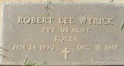 """Robert Lee """"Bob"""" Wyrick"""