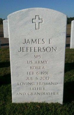 James Edward Jefferson