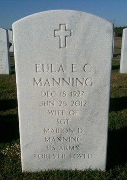 Eula E C Manning