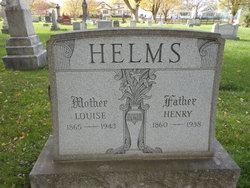 Louise <I>Lemmerman</I> Helms