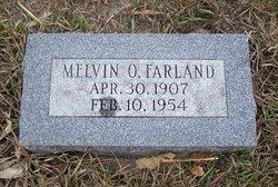 Melvin Oliver Farland