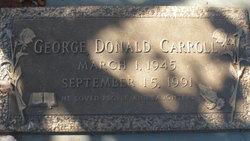 George Donald Carroll