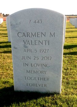 Carmen M Valenti
