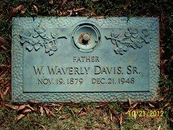 William Waverly Davis, Sr