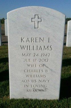 Karen L Williams