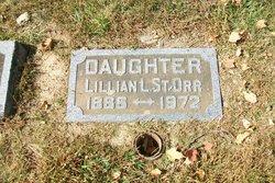 Lillian L <I>Dille</I> St. Orr