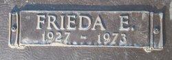 Frieda E. Anderson