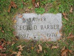Cecil D. Barber