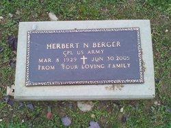 Herbert N Berger