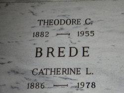 Catherine L Brede