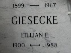 Lillian E Giesecke