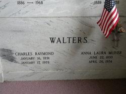 Charles Raymond Walters