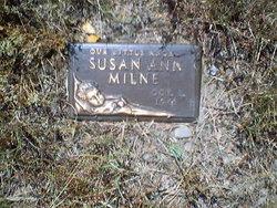 Susan Ann Milne