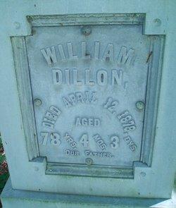 William Dillon