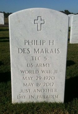 Philip H Des Marais