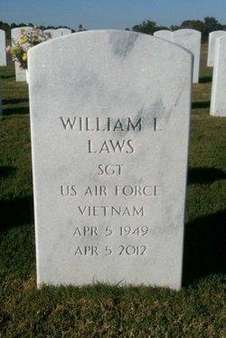 William L Laws