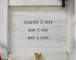 Joseph G. Foy