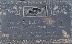 Miles Shelby Fulk, Sr