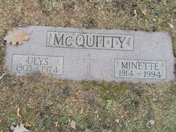 Ulys McQuitty