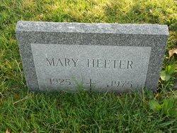 Mary Heeter