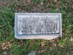 Edward Gaitlin Lewis