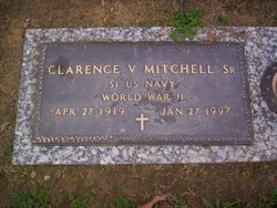 Clarence V Mitchell, Sr