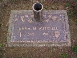 Emma M Mitchell
