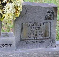 Donovan P Eason