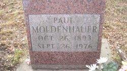 Paul Albert Moldenhauer