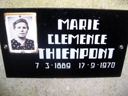 Marie Clemence Thienpont