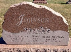 Evelyn <I>Plucar</I> Johnson