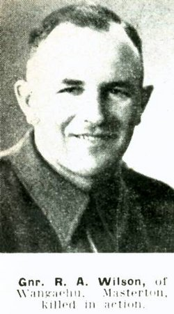 Robert Alfred Wilson
