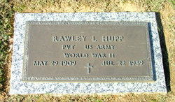 Rawley L Hupp