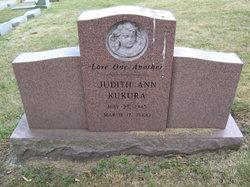 Judith Ann Kukura