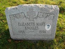 Elizabeth Mary Knolles