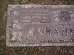 Richard M Shannon