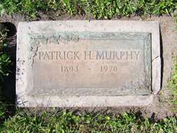 Patrick H Murphy