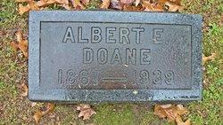 Albert Edwin Doane