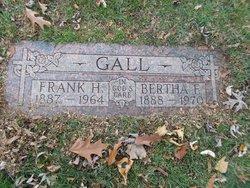 Bertha F. Gall