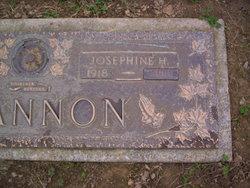 Josephine H Shannon