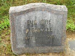 Eva Mae Blakeslee